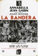 "Affiche du film ""La Bandera"""