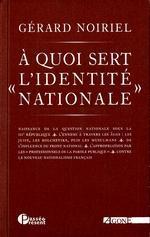 A quoi sert « l'identité nationale »