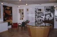 Le premier étage du musée