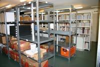 La bibliothèque Mac Orlan
