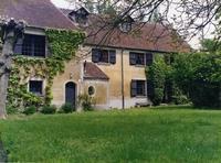 La maison de Mac Orlan côté jardin