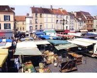 Le marché de Coulommiers