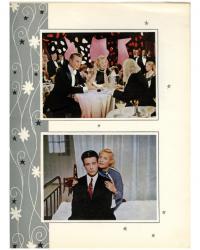 Livret du film Marguerite de la Nuit (1956)