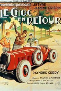 Affiche du Choc en retour (1937)