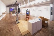 Visite de l'exposition temporaire en cours