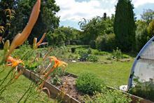 Jardin pédagogique permaculturel