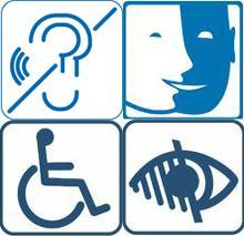 Pictogramme handicap
