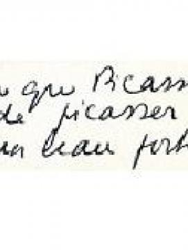 Et si Picasso avait peint Mac Orlan ?