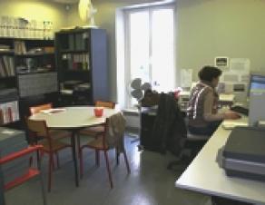 La salle de consultation des images fixes